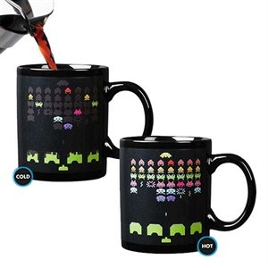 SPACE INVADERS MORPH MUG