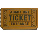 Ticket Doormat