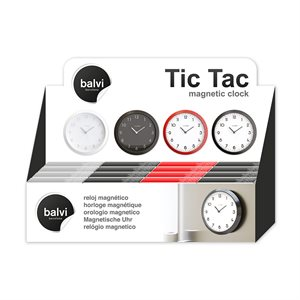 Tic Tac Magnetic Clocks POS-16 Min