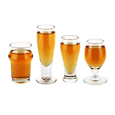 Craft Shots (Set of 4)