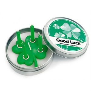 Candle to Go-Good Luck