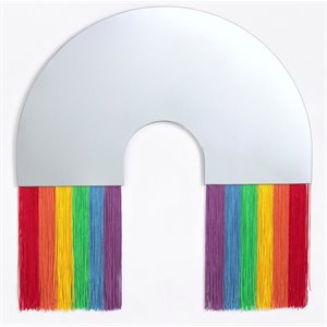 Rainbow Wall Mirror L