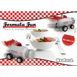 Formula Fun Salt and Pepper Shakers