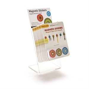 Magnetic Sticker Display