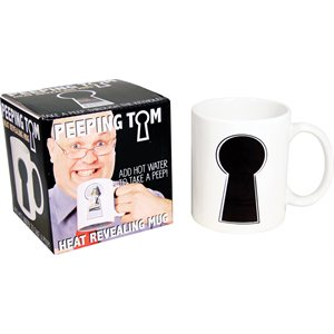 Peeping Tom Heat Change Mug