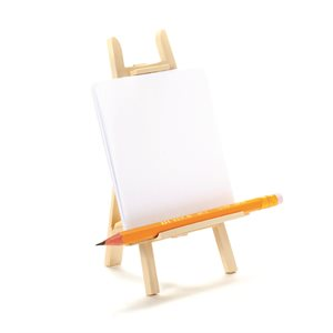 Arty Memo Holder-Cream