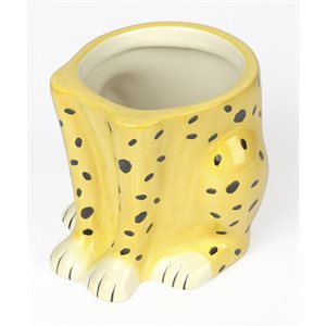 Urban Jungle Cheetah Plant Pot