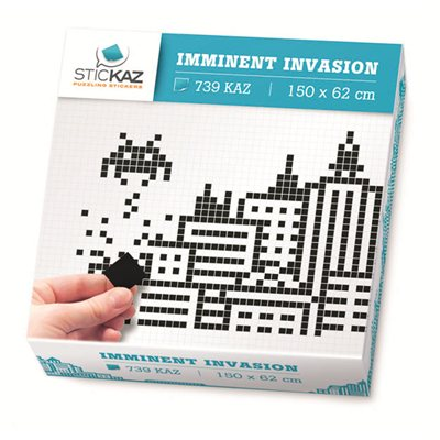 Stickaz Box-Imminent Invasion