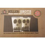 Verres shooter Killer-2 pk