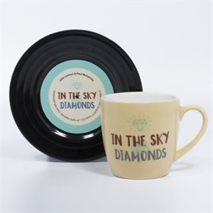 L&M Mug and Saucer-Lucy In the Sky